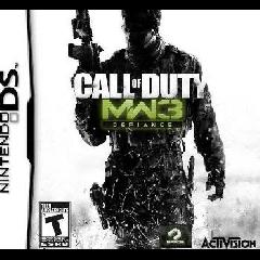 Call Of Duty: Modern Warfare 3 (NDS)