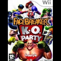 Facebreaker K.O. Party (Wii)