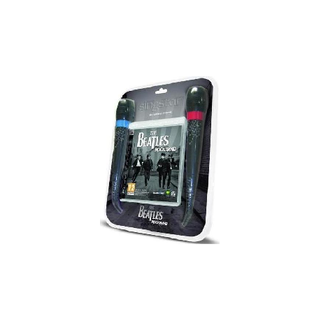 Beatles Rock Band - Microphone Bundle (PS3)