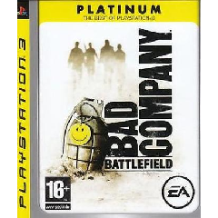 Battlefield: Bad Company 2 (Platinum) (PS3)