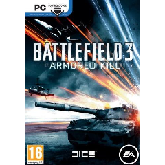 Battlefield 3: Armored Kill DLC3 Code only. **The original Battlefield 3 game is needed *Codes will only work with Multiplayer mode