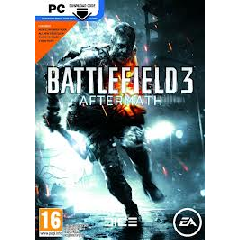 Battlefield 3 Aftermath (PC) **The original Battlefield 3 game is needed *Codes will only work with Multiplayer mode