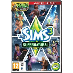 The Sims 3: Supernatural (PC/MAC DVD-ROM)