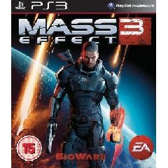 Mass Effect 3 (PS3) (PEGI)