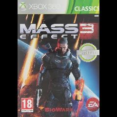 Mass Effect 3 Classic (Xbox 360)
