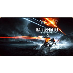 Battlefield 3: End Game (DLC Code only). **The original Battlefield 3 game is needed *Codes will only work with Multiplayer mode