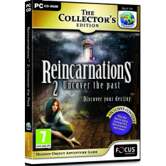 Reincarnations 2: Uncover the Past Collector's Edition (PC DVD-ROM)