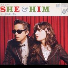 She & Him - Very She & Him Christmas (CD)