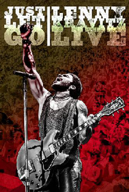Lenny Kravitz - Just Let Go (DVD)