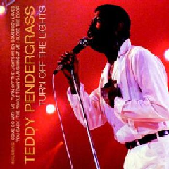 Teddy Pendergrass - Dont Turn Out The Lights Cd