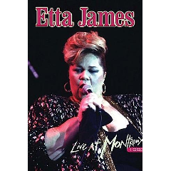 Etta James: Live At Montreux 1993 (Import DVD)