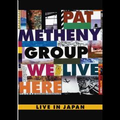 Pat Metheny - We Live Here (DVD)