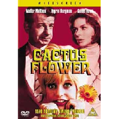 Cactus Flower - (Import DVD)
