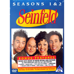 Seinfeld - Season 1 & 2 - (parallel import)