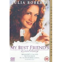 My Best Friend's Wedding - (DVD)