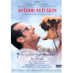 As Good As It Gets - (DVD)