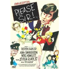 Please Sir-The Movie - (Import DVD)