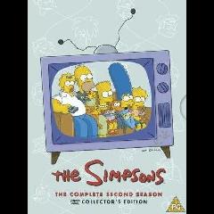 Simpsons - Series 2 - (Import DVD)