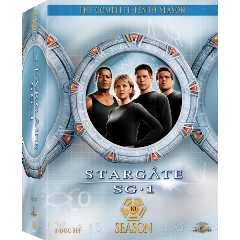 Stargate SG-1: Season 10 - (Import DVD)