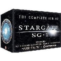 Stargate SG-1 Complete Seasons 1-10 with Ark of Truth and Continuum (Box Set) - (parallel import)