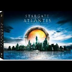 Stargate Atlantis: The Complete Seasons 1-5 - (parallel import)