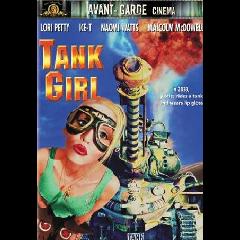 Tank Girl - (Import DVD)