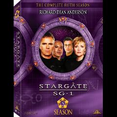 Stargate SG-1: Season 5 (Import DVD)