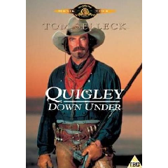 Quigley Down Under (Import DVD)