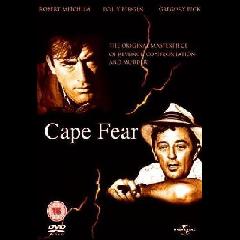 Cape Fear (1962) - (Australian Import DVD)