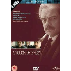 Touch Of Frost-Series 3 - (Import DVD)