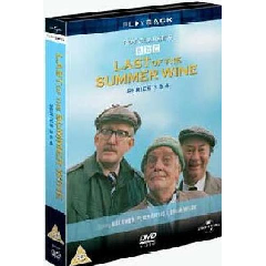 Last Of The Summer Wine - Series 3 & 4 - (parallel import)