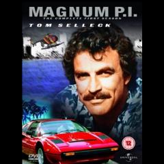 Magnum, P.I. - Series 1 (parallel import)