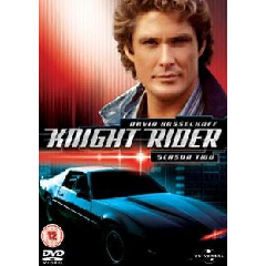 Knight Rider - Series 2 (Import DVD)
