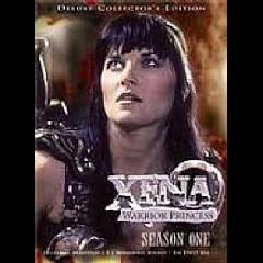Xena: Warrior Princess Season 1 (DVD)