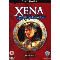 Xena: Warrior Princess Season 5 (DVD)