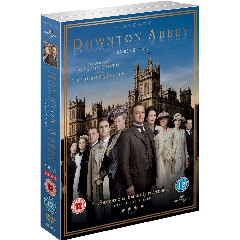 Downton Abbey - Series 1 - (Import DVD)