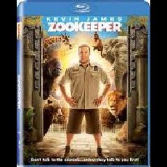 Zookeeper (2011)(Blu-ray)
