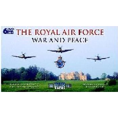 Royal Air Force-War & Peace (6 Discs) - (Import DVD)
