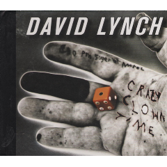 David Lynch - Crazy Clown Time (CD)