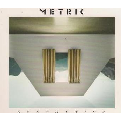 Metric - Synthetica (CD)
