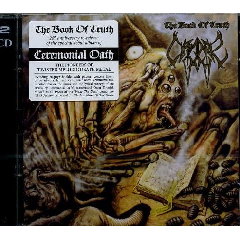 Ceremonial Oath - Book Of Truth (CD)