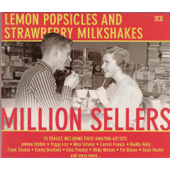 Lemon Popsicles & Strawberry Milkshakes...Million Sellers - Various Artists (CD)