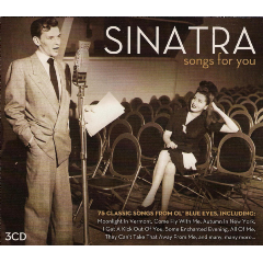 Sinatra Songs For You - Songs For You (CD)
