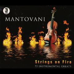 Montavani - Strings On Fire (CD)