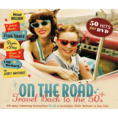 On The Road - Travel Back To The 50's - Various Artists (CD)