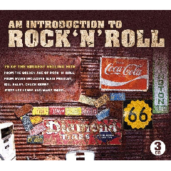 An Introduction To Rock 'n Roll - Various Artists (CD)