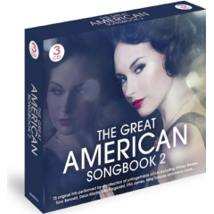 The Great American Songbook - Vol.2 - Various Artists (CD)