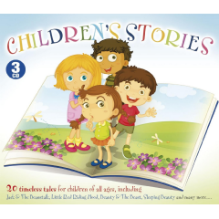 Children - Childrens' Stories (CD)
