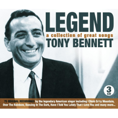 Bennett, Tony - Legend - A Collection Of Great Songs (CD)