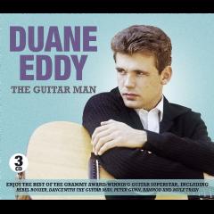Duane, Eddy - The Guitar Man (CD)